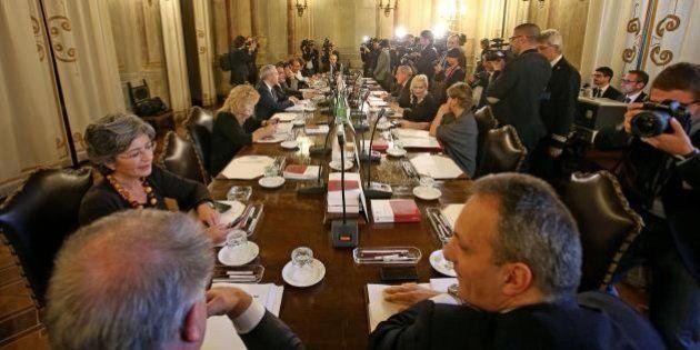 Decadenza Silvio Berlusconi, il voto di Linda Lanzillotta decisivo per scegliere tra lo scrutinio segreto...