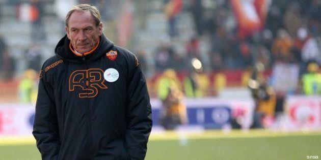 Zdenek Zeman: fischi e insulti a Pescara, continua la via crucis del boemo