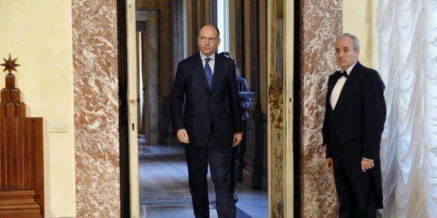 Enrico Letta risponde a Silvio Berlusconi: