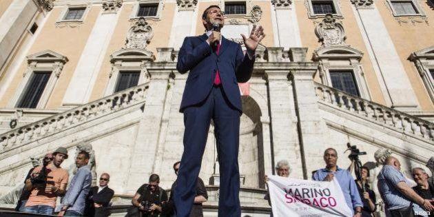 Giunta Ignazio Marino: spuntano Marino Sinibaldi (Radio 3) e la fidanzata di Dario
