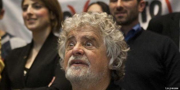 Beppe Grillo e la diaria: