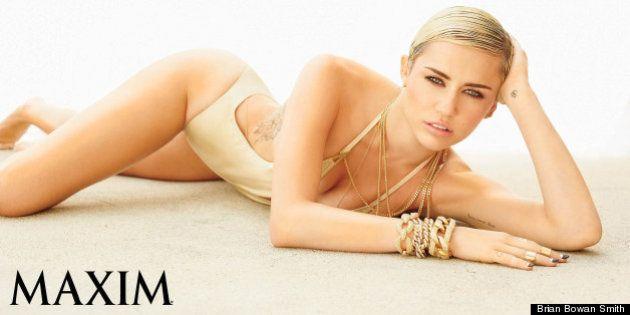 Miley Cyrus è La Donna Più Sexy Del Pianeta: L'attrice Vince La Classifica Per Il 2013 Stilata Da Maxim