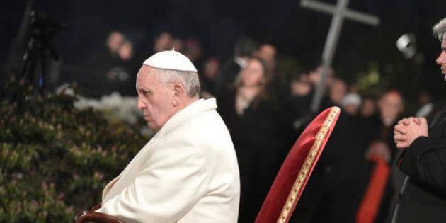 Papa Francesco nell'omelia della sua prima veglia di Pasqua:
