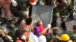 Bangladesh: trovata donna viva sotto le macerie della