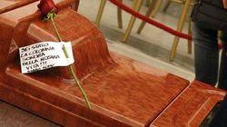 Addio Califfo: l'ultimo saluto in camera ardente (FOTO,
