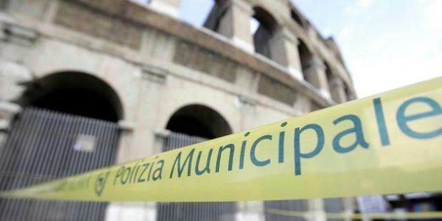 Roma, Colosseo sarà circondato da una fascia di sicurezza