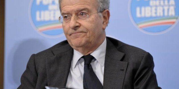 Il Pdl contro i saggi e contro Monti, Fabrizio Cicchitto:
