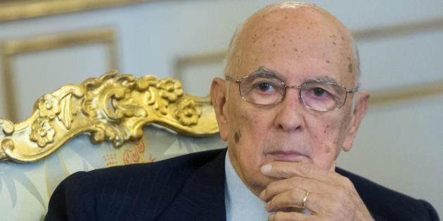Giornata mondiale del risparmio 2013, Giorgio Napolitano:
