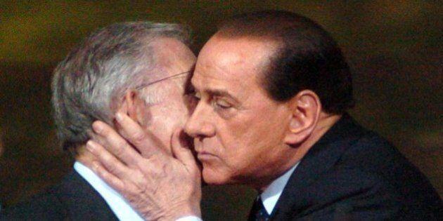 Silvio Berlusconi e Marcello Dell'Ultri: uno ai servizi sociali l'altro latitante. Insieme hanno creato...
