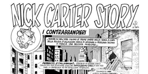 Da Sturmtruppen a Nick Carter: i fumetti Magazzini Salani in ebook. Leggi I contrabbandieri di Nick