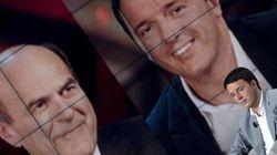 Stasera il duello tv tra Renzi e Bersani. Il vademecum delle regole (FOTO,