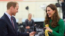 Kate, William e quella maglia All Black per il principino