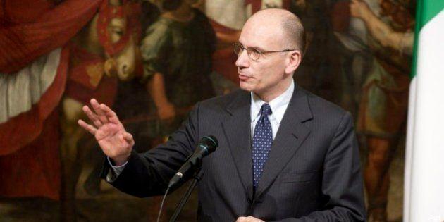 Spineto, Enrico Letta punta sulle riforme istituzionali nel week end di paura col Pdl in piazza. E trasforma...