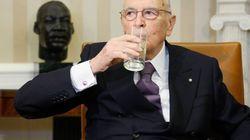 Elezioni 2013: il Pdlattacca Giorgio Napolitano sull'apprezzamento per il lavoro di Mario Monti: