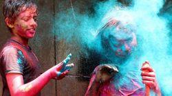 Non perdetevelo: Holi, il Festival dei colori 2013 (FOTO,