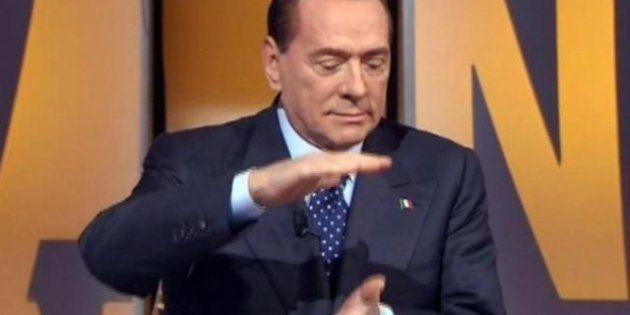 Silvio Berlusconi : Monti non capisce niente di economia e Imu lo prova. Ironie su Veronica