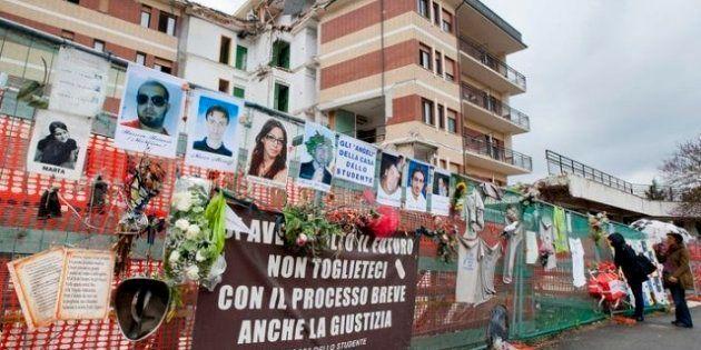 Terremoto l'Aquila: 4 condanne per il crollo casa dello studente (VIDEO)