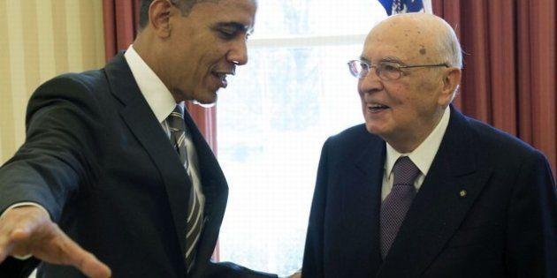 Elezioni 2013, Giorgio Napolitano bastona il Pdl: