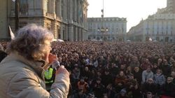 In 50mila a Torino per Grillo