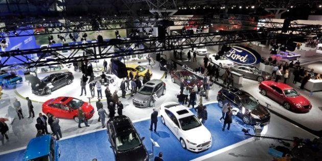 Auto protagoniste ai Saloni: Ford, Renault, Citroen, Lexus