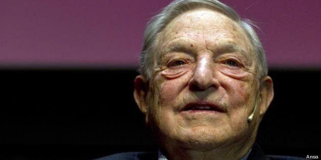 George Soros, lo speculatore (non) pentito: