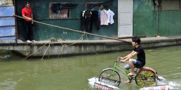 Cina, le pazze invenzioni