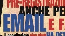 Primarie, l'apertura di Stumpo a Renzi: ci si potrà registrare anche via fax o