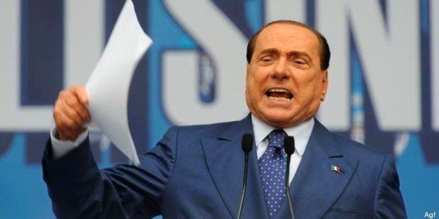 Silvio Berlusconi inferocito per lo