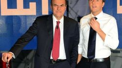 Renzi-Bersani, la diretta del confronto tv sulla Rai