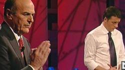 Primarie Pd in tv: Bersani-Renzi, match padre-figlio, ma non è parricidio e (forse) non sposta