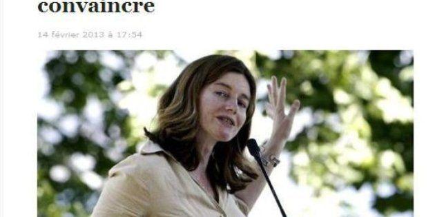 Stampa: ecco a voi Natalie Nougayrède, la giornalista a un passo dalla direzione di Le