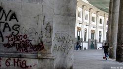 Il salotto sporco di Napoli