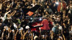 Il pianista di piazza Taksim: