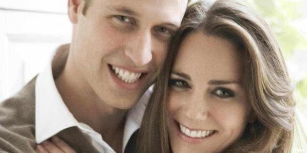 Kate e William: il bambino nasce il 13 luglio. Ancora segreto il sesso