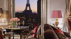 Se la finestra dà su Tour Eiffel, Taj Mahal, San Pietro