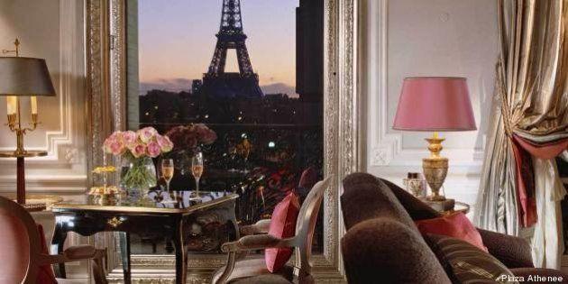 Hotel: le più belle camere con vista del mondo. Se la finestra dà su Tour Eiffel, Taj Mahal, San Pietro