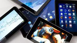 Francia, una tassa su smartphone e tablet per sostenere la