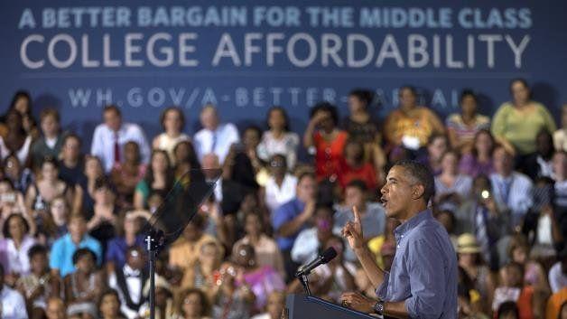 Se negli Stati Uniti il college diventa un sogno per