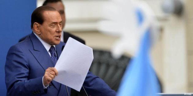 Silvio Berlusconi attacca le figlie di Tortora: