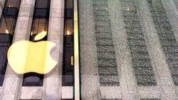 Neve New York, si incrina cubo della Apple sulla Fifth Avenue