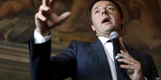 Matteo Renzi da Giorgio Napolitano, un'altra tappa verso la