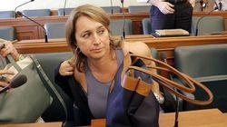 Adele Gambaro espulsa. Contro la dissidente il 65,8% dei voti sul