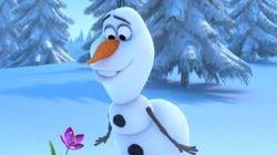 Ecco Frozen, fa già impazzire