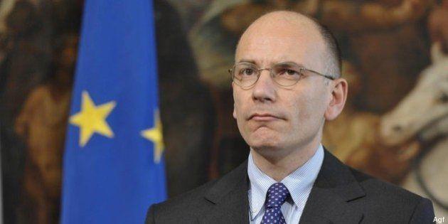 Enrico Letta incontra la stampa estera: