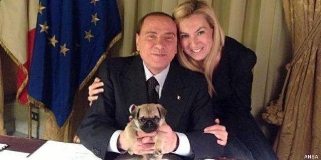 Michaela Biancofiore difende Silvio Berlusconi sul caso Mediaset
