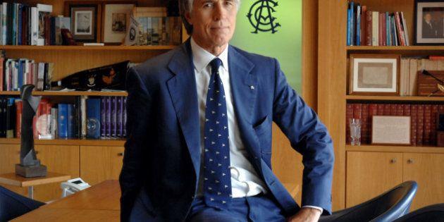 Giovanni Malagò, il