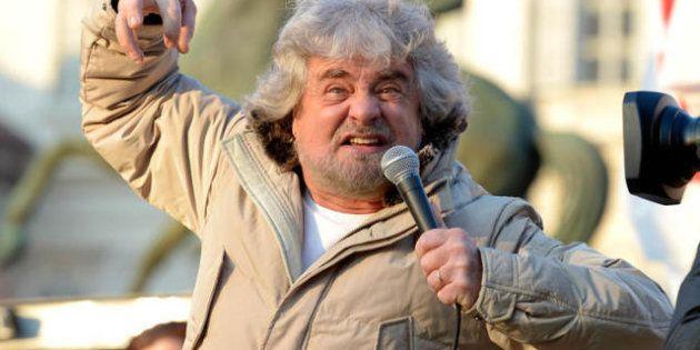 Elezioni 2013 La strategia di Beppe Grillo: tornare alle urne tra un anno e vincere (FOTO,