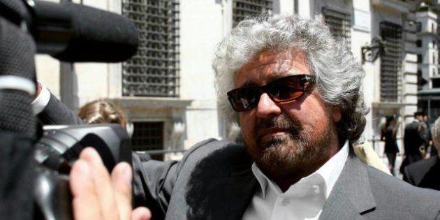Federica Salsi: Beppe Grillo è violento e cattivo con le persone