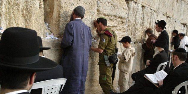 Muro del pianto in Israele: agente di sicurezza uccide un