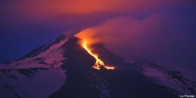 Etna: patrimonio mondiale dell'umanità. Il vulcano inserito nella lista dei siti Unesco